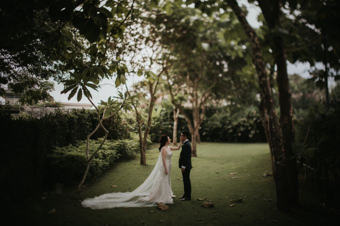 Bridal Squad from The Wedding of Tiffenie & Andy by Vilia Wedding Planner - 013