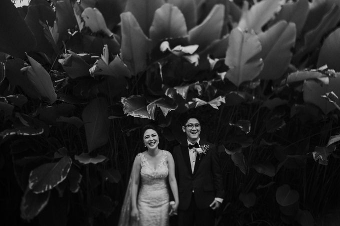 Bridal Squad from The Wedding of Tiffenie & Andy by Vilia Wedding Planner - 015