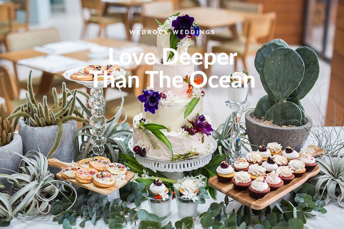 Deeper Than The Ocean 3.1 by Wedrock Weddings - 001