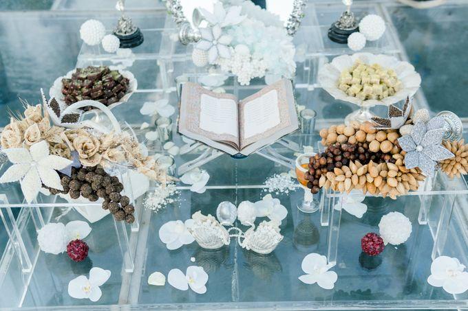 Real Wedding of Jesse & Mahsa by Tirtha Bridal - 018