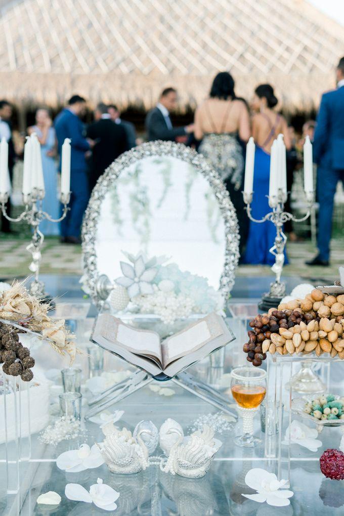 Real Wedding of Jesse & Mahsa by Tirtha Bridal - 020