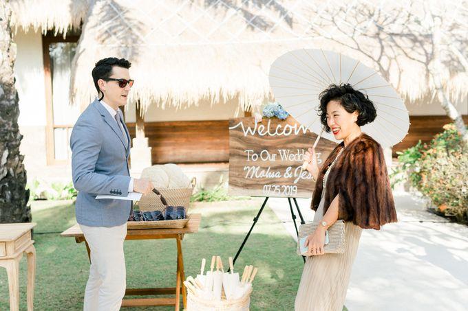 Real Wedding of Jesse & Mahsa by Tirtha Bridal - 009