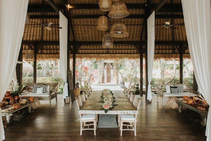 Island Flair Package - Honoring the Creative Spirit of Bali by Tirtha Bridal - 001