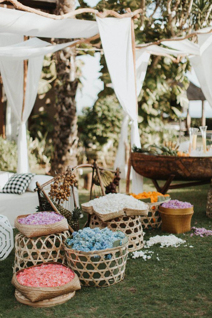 Wedding of Christian Bautista & Kat Ramnani by Tirtha Bridal - 001