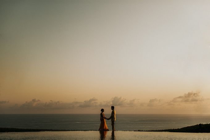 Wedding of Christian Bautista & Kat Ramnani by Tirtha Bridal - 005