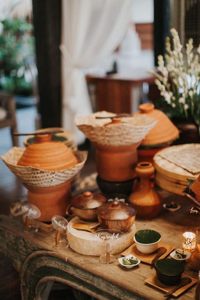 Island Flair Package - Honoring the Creative Spirit of Bali by Tirtha Bridal - 003