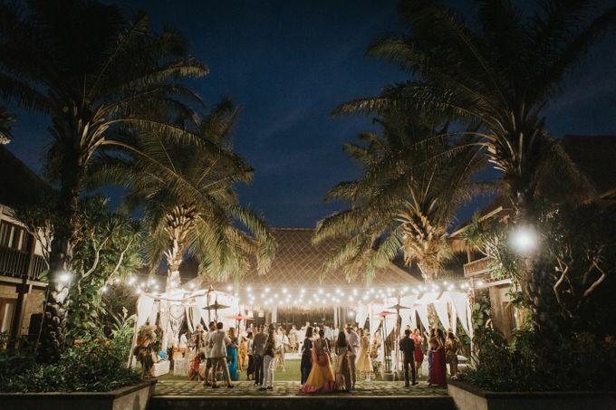 Island Flair Package - Honoring the Creative Spirit of Bali by Tirtha Bridal - 004