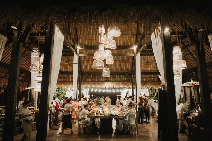 Wedding of Christian Bautista & Kat Ramnani by Tirtha Bridal - 007