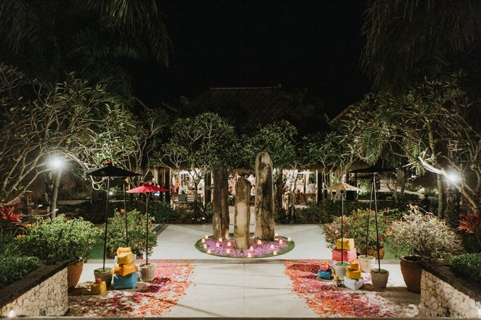 Wedding of Christian Bautista & Kat Ramnani by Tirtha Bridal - 008