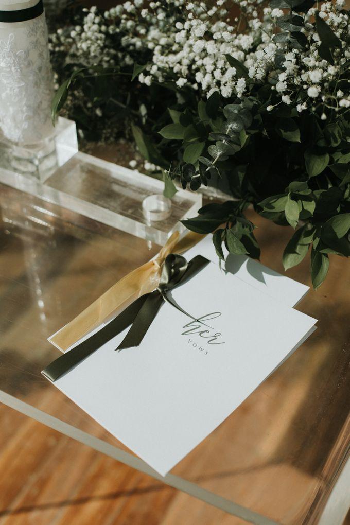 Wedding of Christian Bautista & Kat Ramnani by Tirtha Bridal - 010