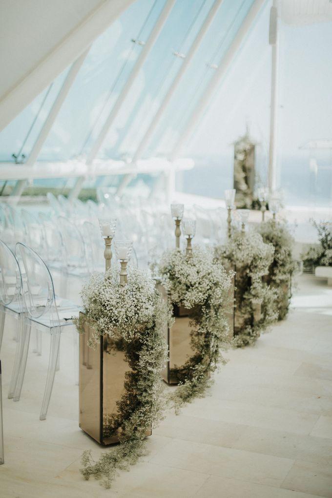 Wedding of Christian Bautista & Kat Ramnani by Tirtha Bridal - 011