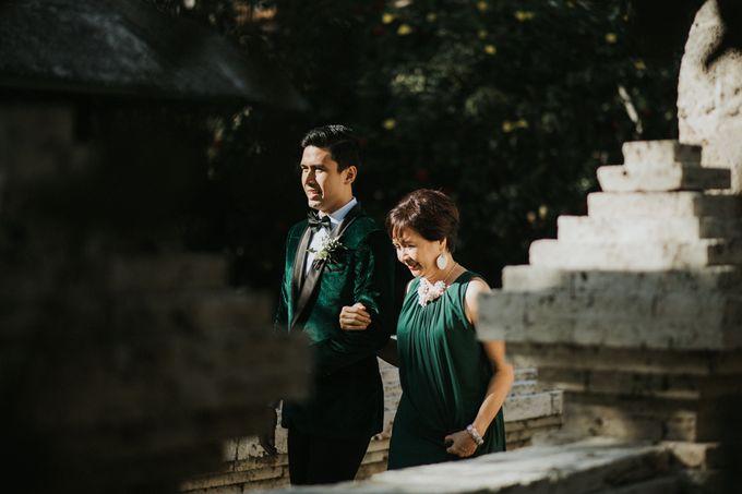 Wedding of Christian Bautista & Kat Ramnani by Tirtha Bridal - 014
