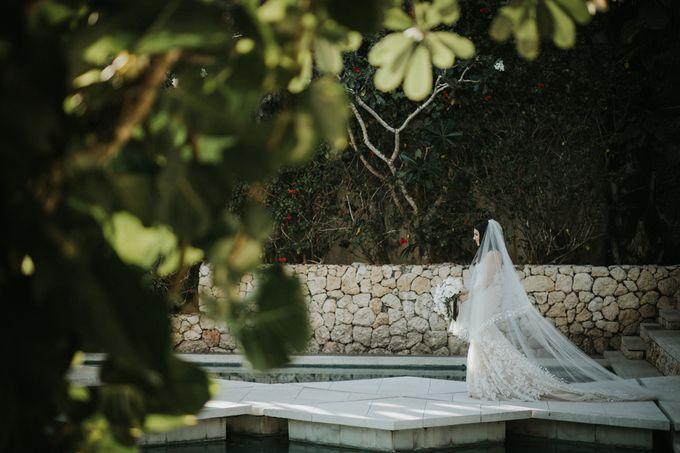 Wedding of Christian Bautista & Kat Ramnani by Tirtha Bridal - 015