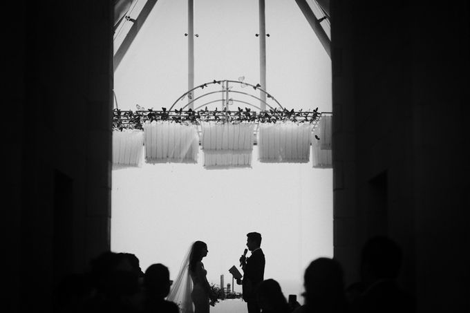 Wedding of Christian Bautista & Kat Ramnani by Tirtha Bridal - 016
