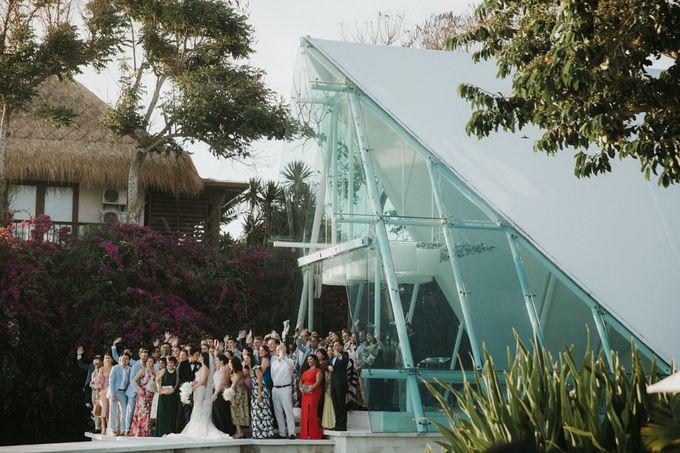 Wedding of Christian Bautista & Kat Ramnani by Tirtha Bridal - 019