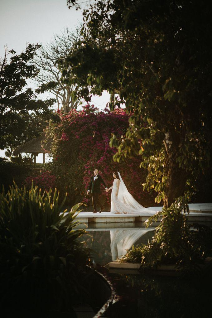 Wedding of Christian Bautista & Kat Ramnani by Tirtha Bridal - 021