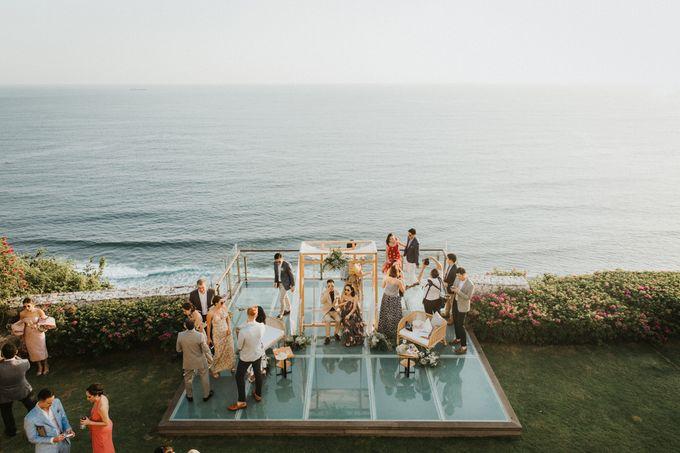 Wedding of Christian Bautista & Kat Ramnani by Tirtha Bridal - 022