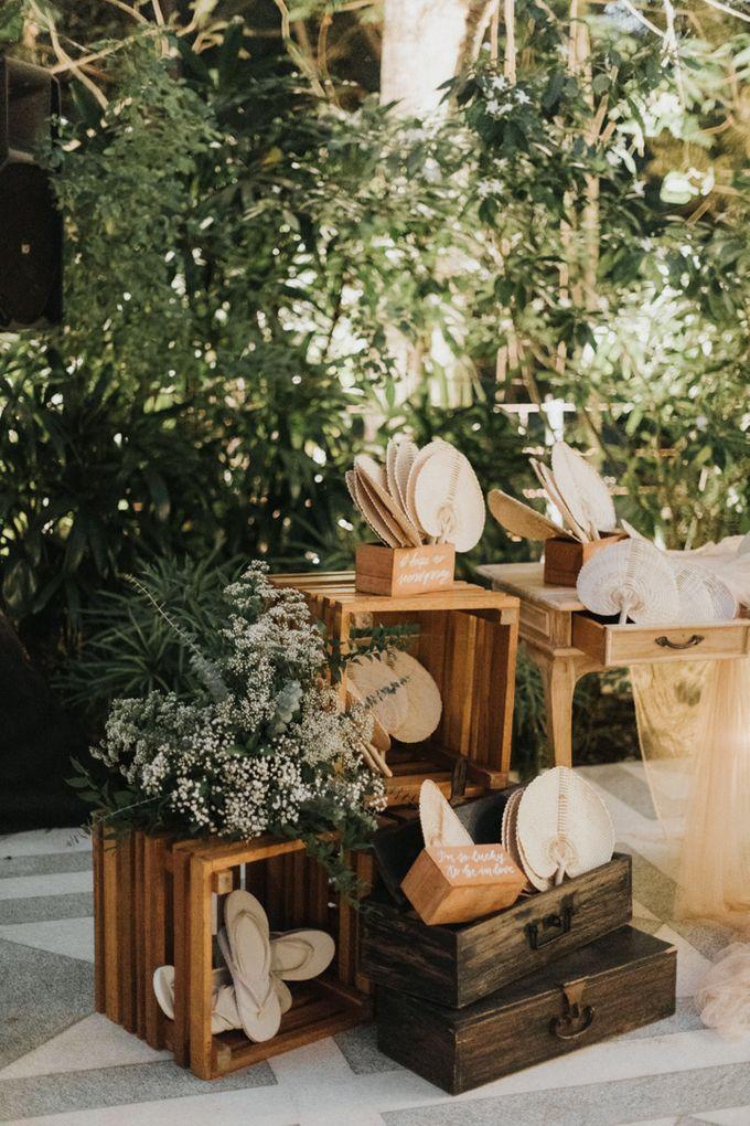 Wedding of Christian Bautista & Kat Ramnani by Tirtha Bridal - 024