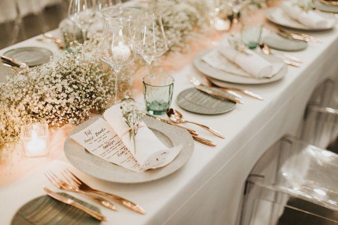 Wedding of Christian Bautista & Kat Ramnani by Tirtha Bridal - 028