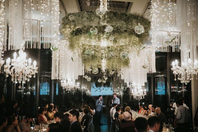 Wedding of Christian Bautista & Kat Ramnani by Tirtha Bridal - 032