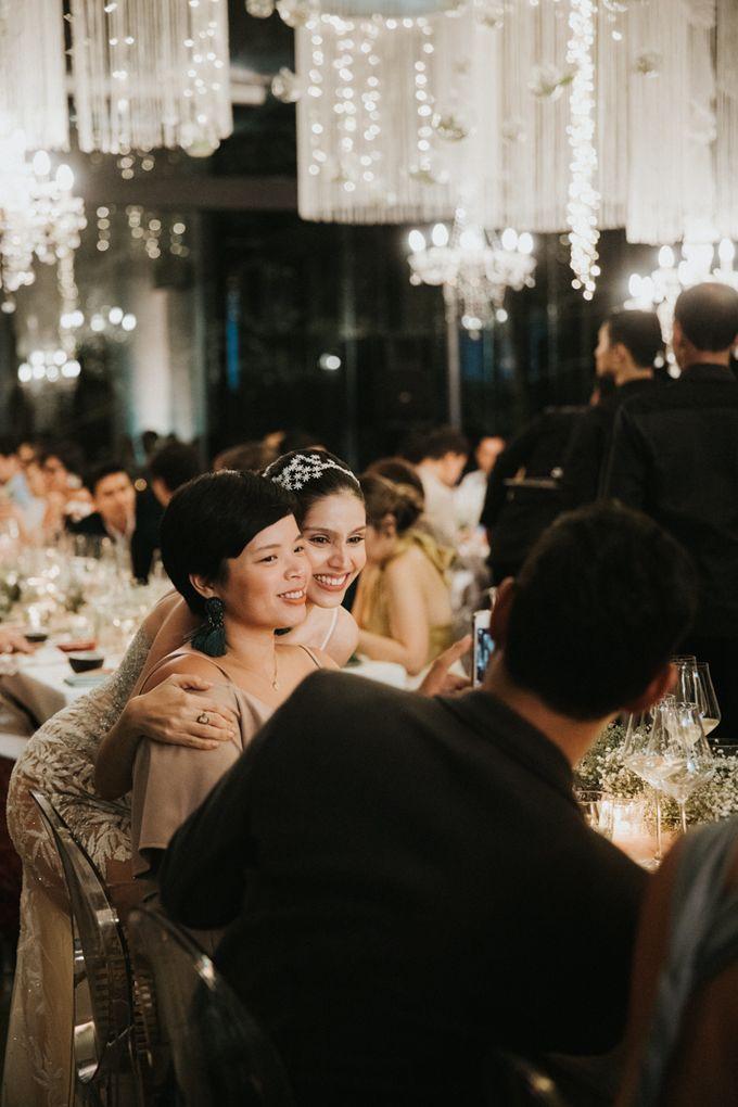 Wedding of Christian Bautista & Kat Ramnani by Tirtha Bridal - 033