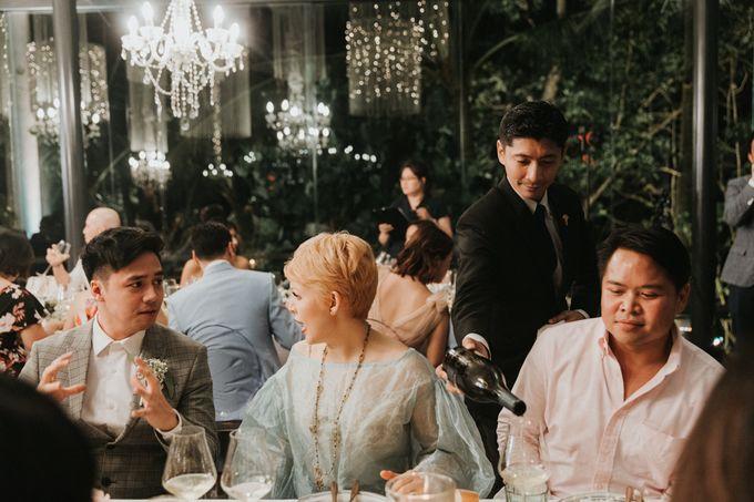 Wedding of Christian Bautista & Kat Ramnani by Tirtha Bridal - 034