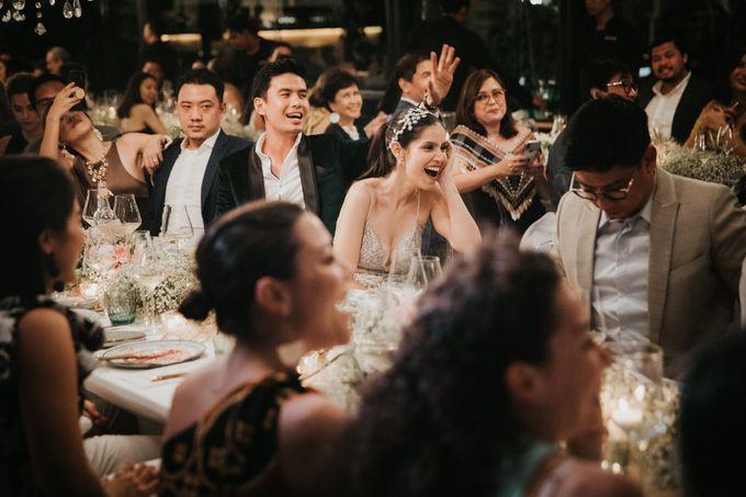 Wedding of Christian Bautista & Kat Ramnani by Tirtha Bridal - 035