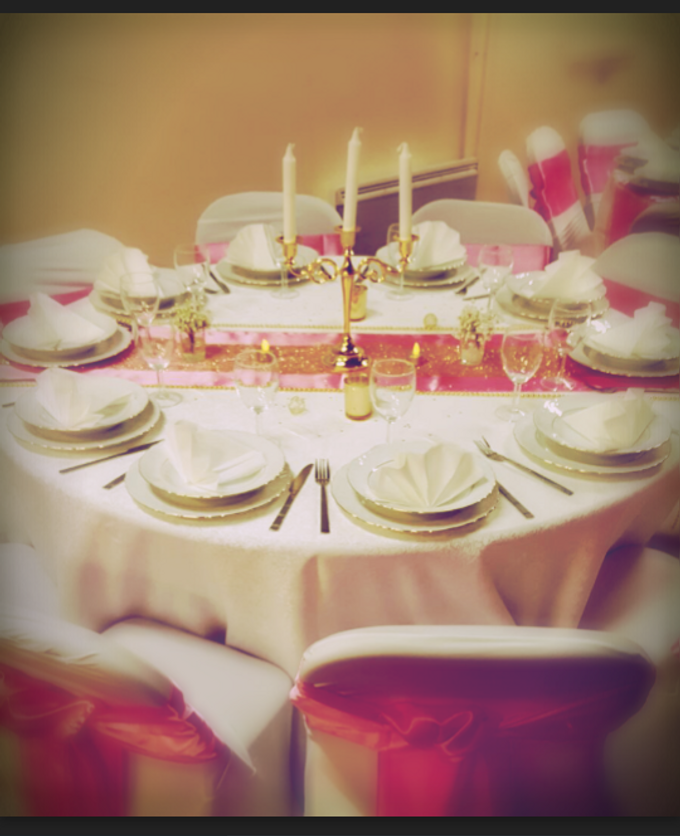 Pink And Gold by Kamy Wedding - 001