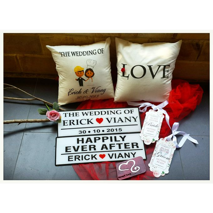 Wedding Pillow by Sweetlovecollection - 009
