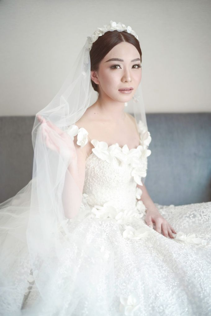 Adit & Claresta Wedding at Hilton by PRIDE Organizer - 010