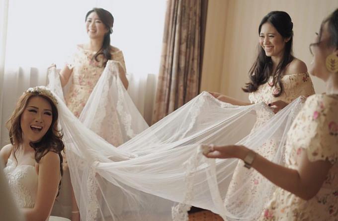 Wedding Norman & Chikka by Hotel Borobudur Jakarta - 013