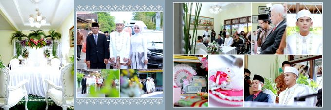 Wedding Novi & Arif by MOMENTO Photography - 003