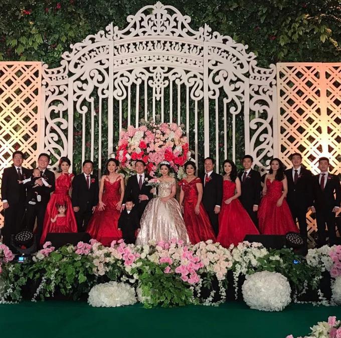 Ms.Lisia & Mr.Nicholas Wedding by Meedjin Couture - 004