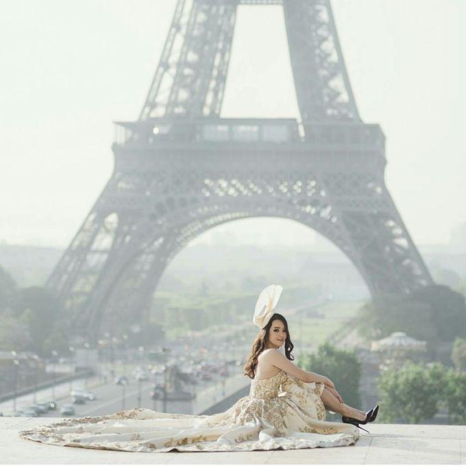 Prewedding Make Up by Julinar Tan Make Up Artist - 030