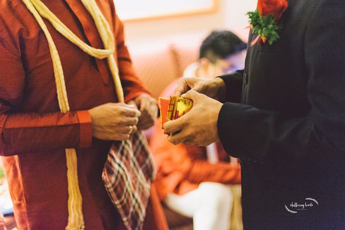 Chinese & Indian Wedding: Sagan & Evelyn by Shuttering Hearts - 010