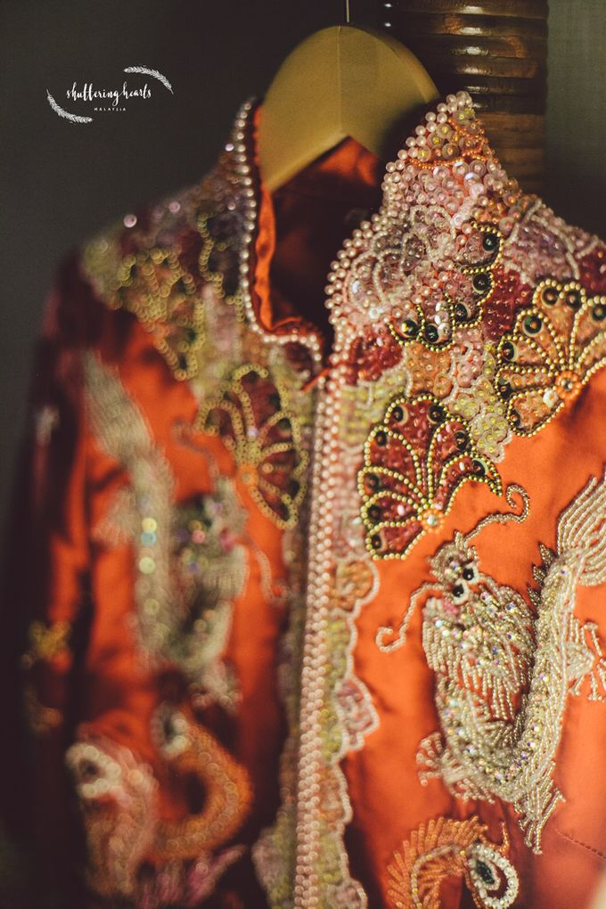 Chinese & Indian Wedding: Sagan & Evelyn by Shuttering Hearts - 004