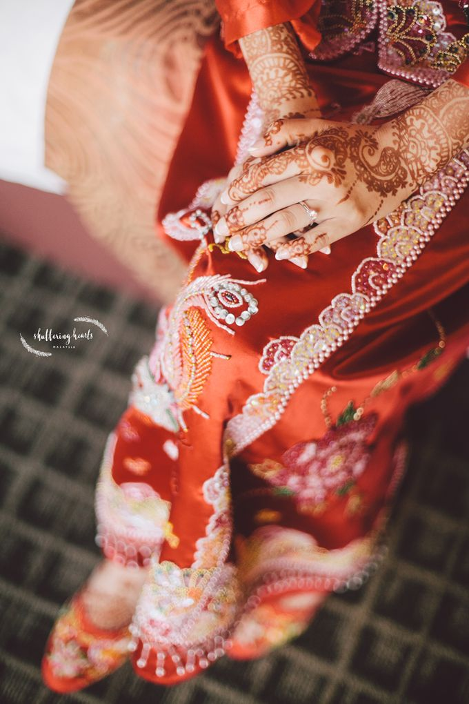 Chinese & Indian Wedding: Sagan & Evelyn by Shuttering Hearts - 005