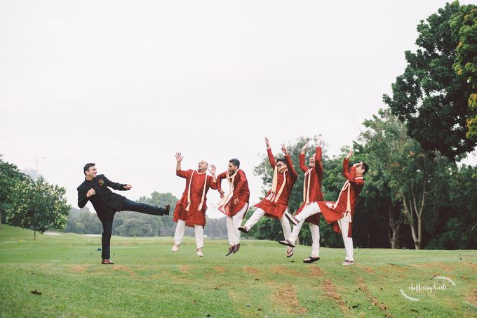Chinese & Indian Wedding: Sagan & Evelyn by Shuttering Hearts - 009