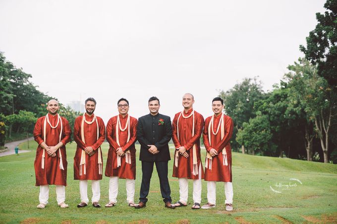 Chinese & Indian Wedding: Sagan & Evelyn by Shuttering Hearts - 008