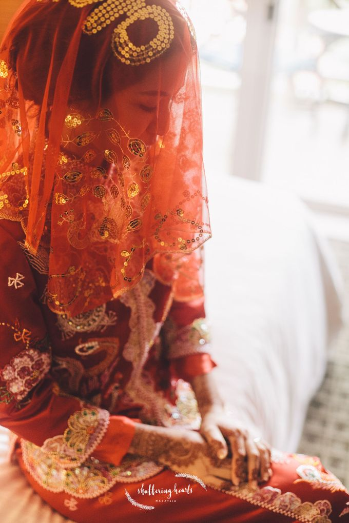 Chinese & Indian Wedding: Sagan & Evelyn by Shuttering Hearts - 011