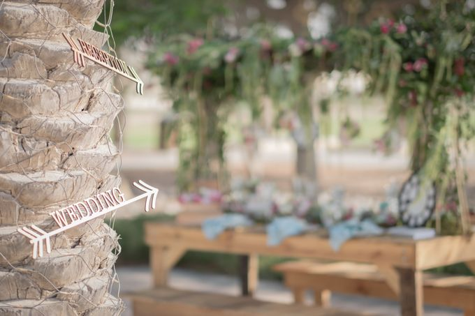 Alice Inspired Wedding by The Wedding Haven - 004