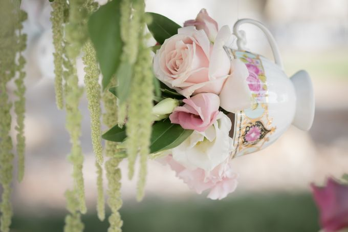 Alice Inspired Wedding by The Wedding Haven - 006
