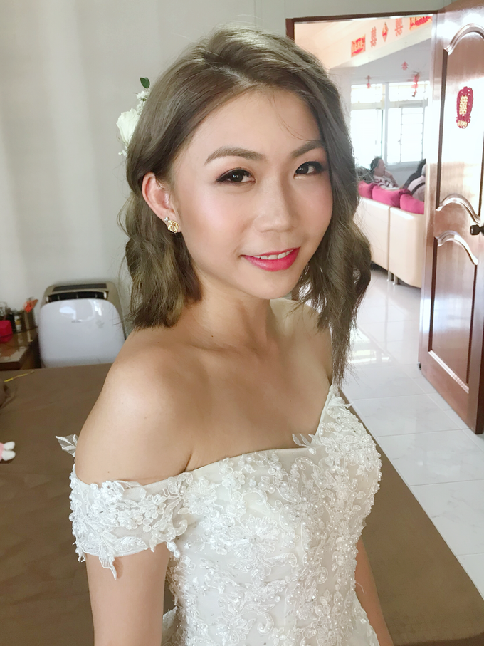 Portfolio Photos (Hair and Makeup) by Team Bride SG - Joanna Tay MUA - 005