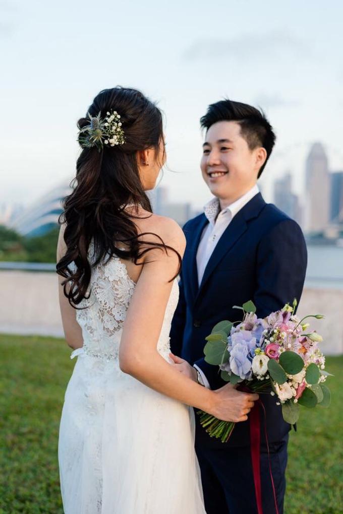 Jiahao and Xunqi - Pre-wedding shoot  by Liz Florals - 006