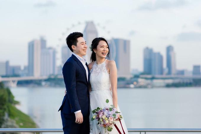 Jiahao and Xunqi - Pre-wedding shoot  by Liz Florals - 003