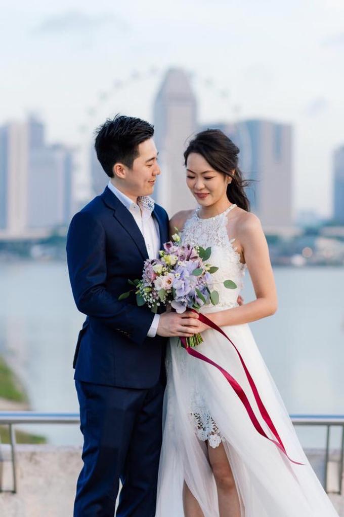 Jiahao and Xunqi - Pre-wedding shoot  by Liz Florals - 004