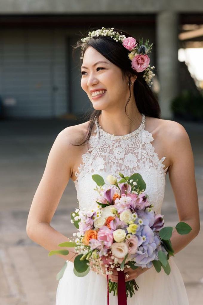 Jiahao and Xunqi - Pre-wedding shoot  by Liz Florals - 002