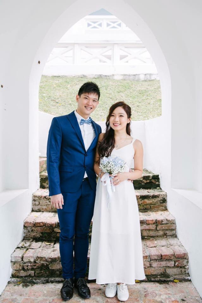2490532cfda Add To Board Pre-wedding shoot - Korean style hair and makeup by Team Bride  SG - Joanna