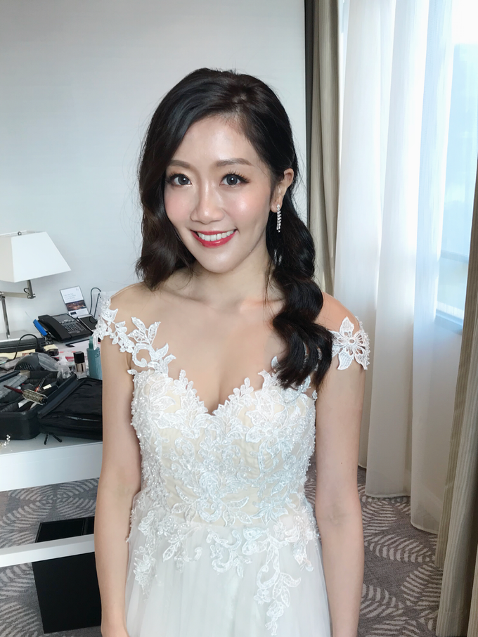 Bride Jolyn 3rd June 2018 by Team Bride SG - Joanna Tay MUA - 001