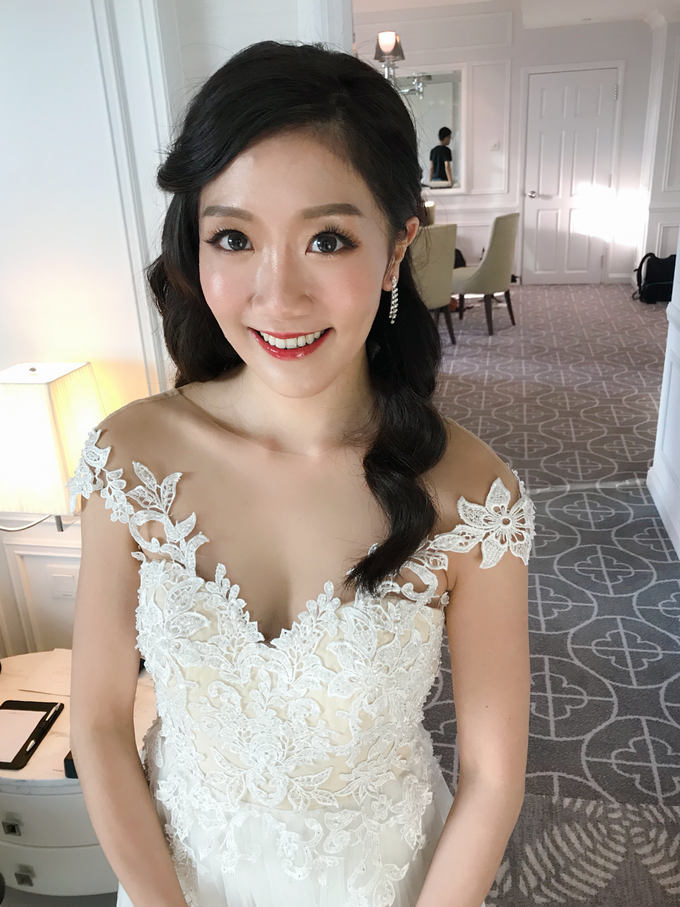 Bride Jolyn 3rd June 2018 by Team Bride SG - Joanna Tay MUA - 002